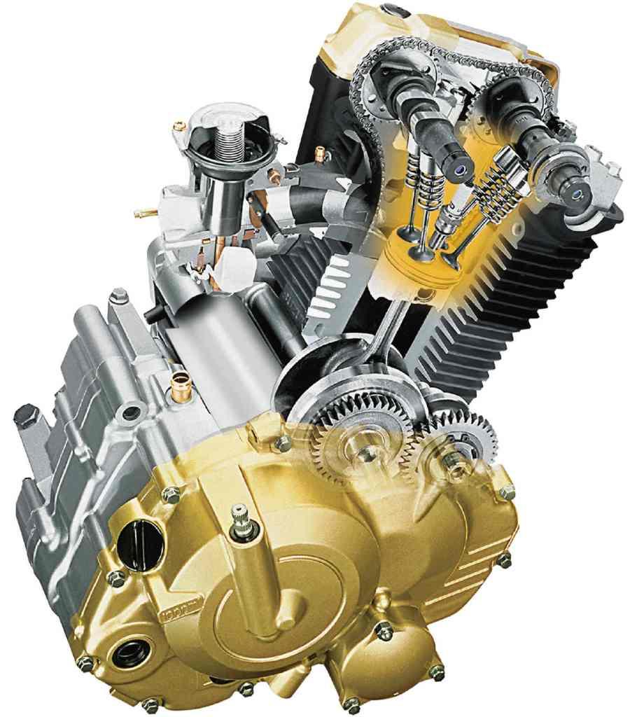 Download Gambar Kartun Mesin Motor Sobatbiker