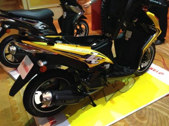 Yamaha Ego LC Xeon RC Xeon RC Dirilis Di Kuala Lumpur