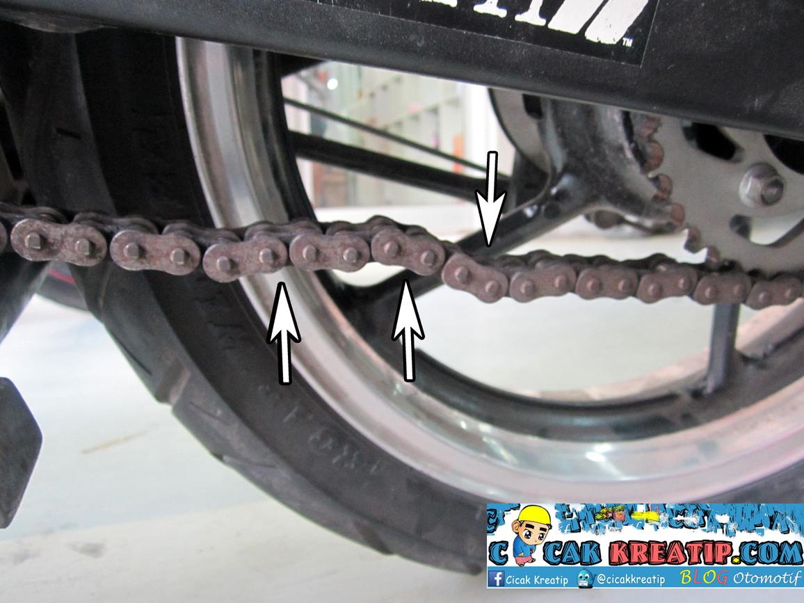 Image Result For Cara Potong Rantai Motor