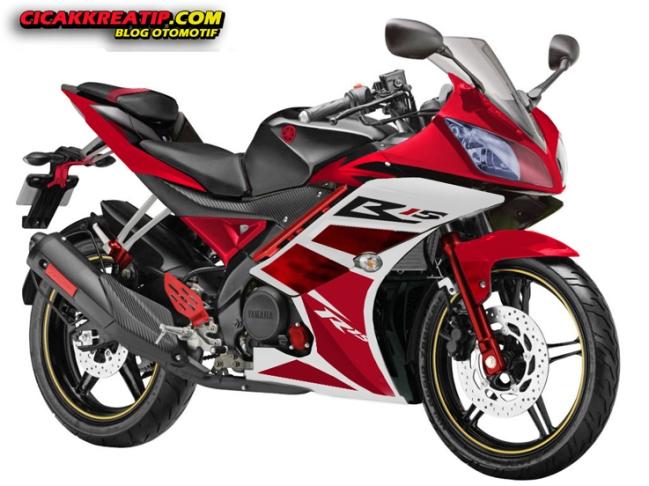 Yamaha r 15 jika dibuat warna warni kayak gini gimana for Western hills honda yamaha cincinnati oh