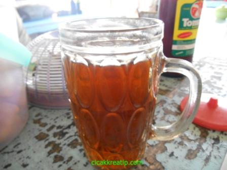 teh hangat-teh