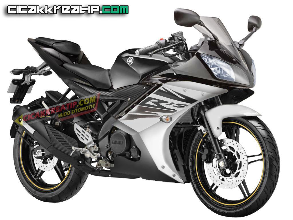 Yamaha_R15_versi 3_hitam putih Modif_ciciakkreatip.com