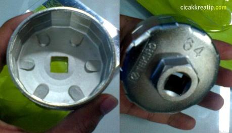 kunci filter r25