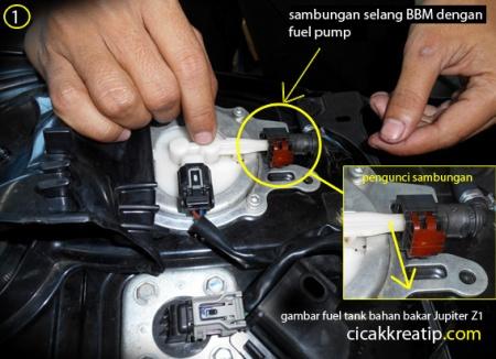 fuel pump konektor - 1