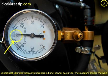 fuel pump konektor - 3