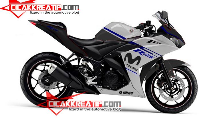 Referensi Terkini Tentang Modifikasi Motor Yamaha R25