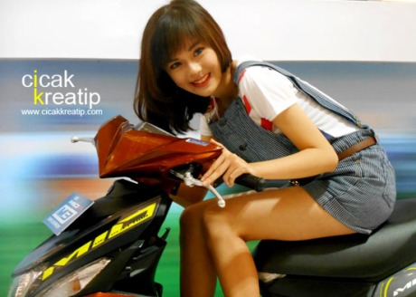 model cantik yamaha14