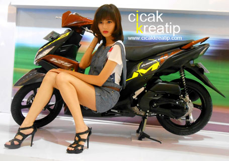 model cantik yamaha5
