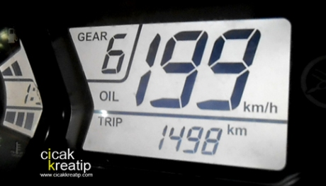 dyno r25 top speed web