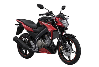 New V-Ixion Advance Zeal Red