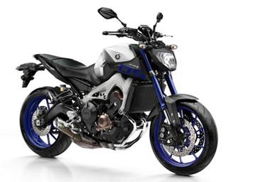 Yamaha MT-09 Race Blu