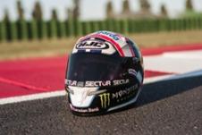 1Hel baru Lorenzo di MotoGP San Marino 2015