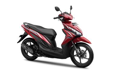 new honda vario esp merah 2015