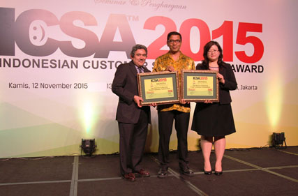 AHM-Customer Satifaction Awards