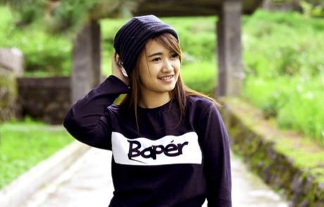 baper t-shirt-cicak-kreatip