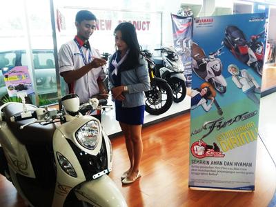 FINOmenal Kartini Day Diskon Service di diler resmi Yamaha-cicak-kreatip